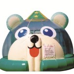 【クマの遊具】バルーンドームくまちゃん