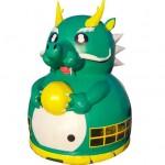 龍の遊具【ドラゴンフワフワ】