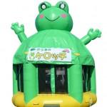 カエルの遊具【かえるのケロッチ】