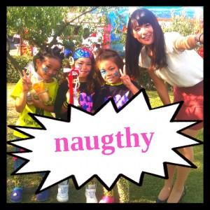 naugthy
