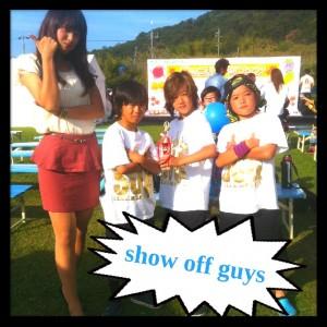 show off guys