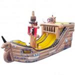 船のすべり台【海賊船スライダー】