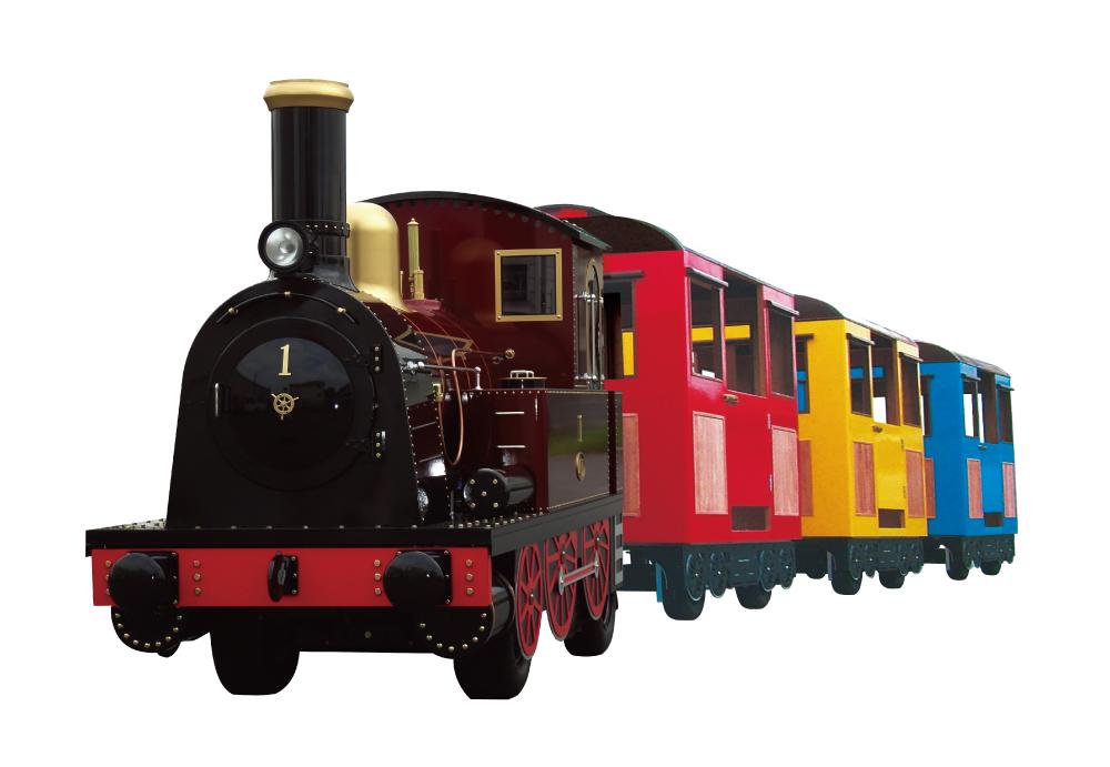 【イベントツール】1号機関車