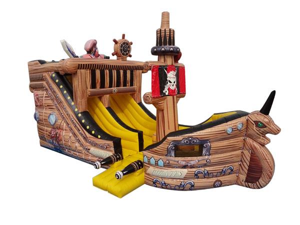 海賊船スライダー