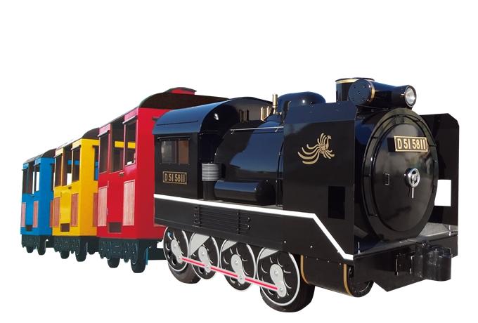 ロードトレイン D51