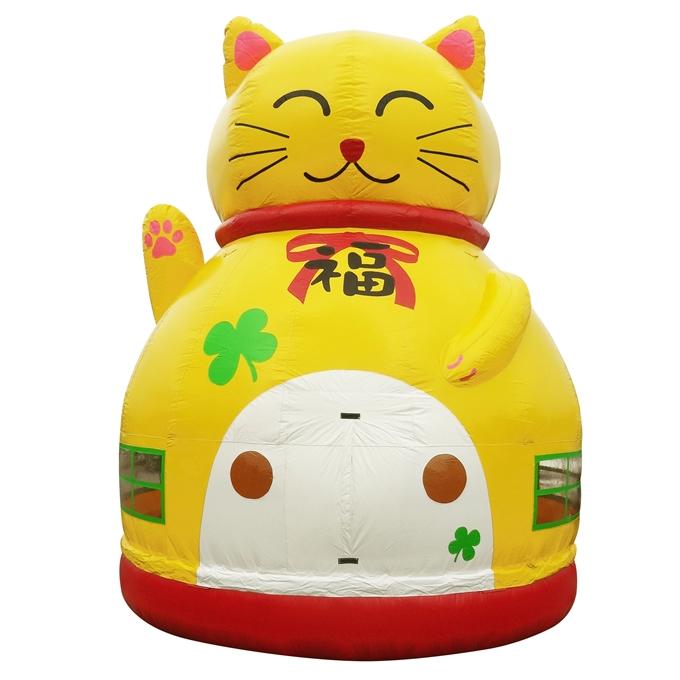幸福を招くネコ【福にゃん】
